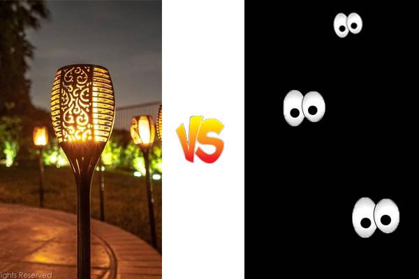 Ưu điểm và nhược điểm đèn sân vườn năng lượng mặt trời